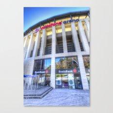 Besiktas JK Stadium Istanbul Canvas Print