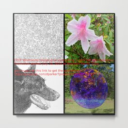 promo 7/6/16 Metal Print