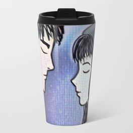 Two in the Rain Travel Mug