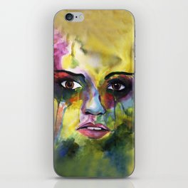 Feelings Expression iPhone Skin