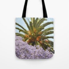 California Spring/Summer Day Tote Bag