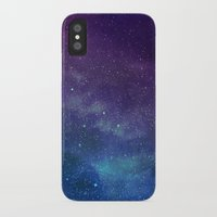 universe iPhone & iPod Cases featuring Universe by Space99