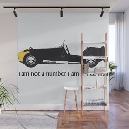 i am not a number Wall Mural