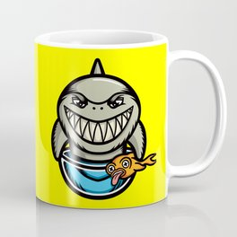 Spike the Shark Coffee Mug
