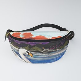 Swan Life Fanny Pack
