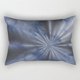 Creased Sky Rectangular Pillow