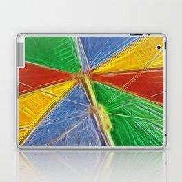 Summertime Shade Laptop & iPad Skin