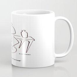 La Roue Del La Fortune - The wheel of fortune- Coffee Mug
