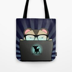 Tech Mole Tote Bag