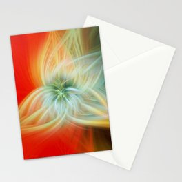 Energy Blossom Stationery Cards