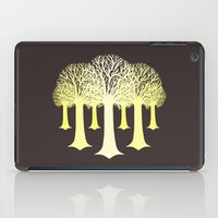 gondor iPad Cases featuring electricitrees by freshinkstain