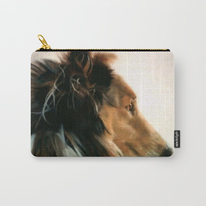 Lassie of The Hill Carry-All Pouch