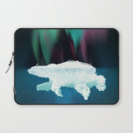 Polar Ice Laptop Sleeve