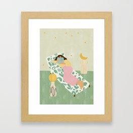 Shoot For The Stars Framed Art Print