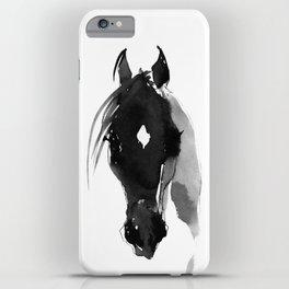 Horse (Star) iPhone Case