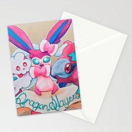 Dragon Slayers Stationery Cards