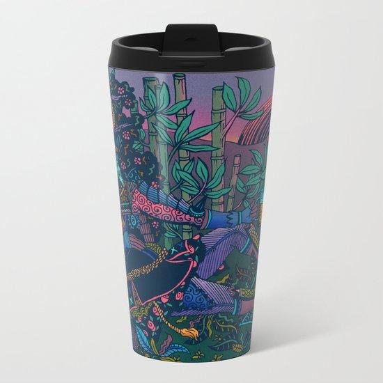 Power Pint Metal Travel Mug