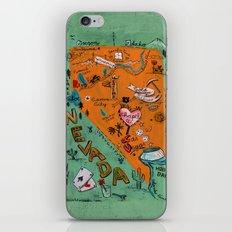 NEVADA iPhone & iPod Skin