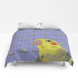 The Cocatiel Gallery Giftshop Comforters