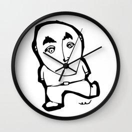 teljesítménykényszer | version Wall Clock