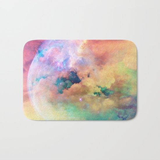 Star Child Bath Mat