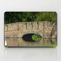amy pond iPad Cases featuring Pond by Chris' Landscape Images & Designs