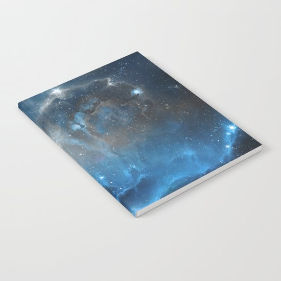 Ice, Dust and a Billion of Stars Notebook