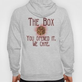 Hellraiser The Box You Opened It Hoody