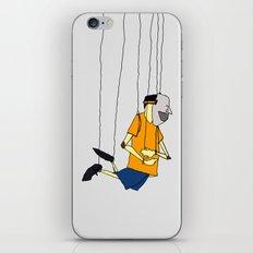 Hang  iPhone & iPod Skin
