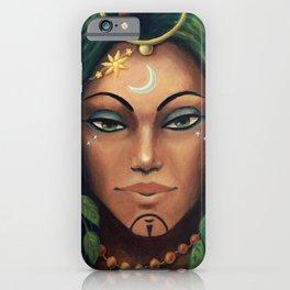 The Taurean Dryad iPhone Case