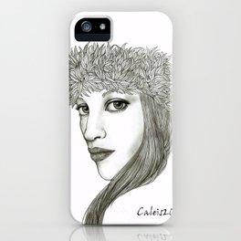María iPhone Case