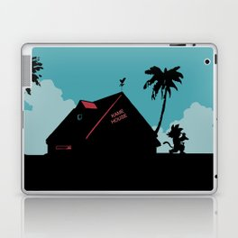 Kame House Laptop & iPad Skin