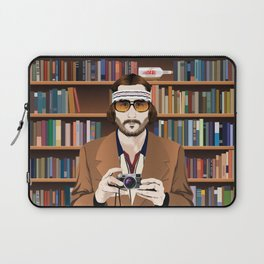 Richie Tenenbaum Laptop Sleeve