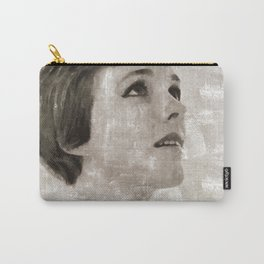 Julie Andrews, Actress Carry-All Pouch