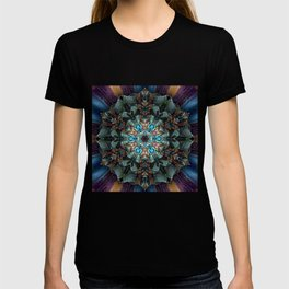 Mandala of aristocracy T-shirt