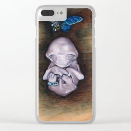 20 Clear iPhone Case
