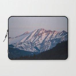 Golden Hour in the Rockies Laptop Sleeve
