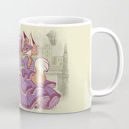 The Shiba and the Fox Coffee Mug