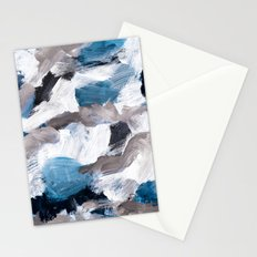 abstract painting VI Stationery Cards