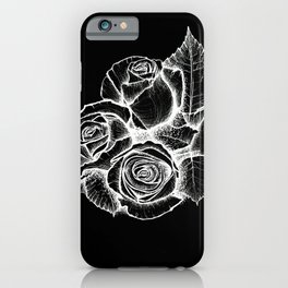 Inverse Roses iPhone Case