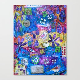 Presence of Wonder Canvas Print
