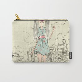 The Blogger Girl Carry-All Pouch