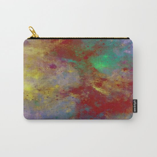 Through The Haze Of Colour Carry-All Pouch