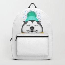 Winter Husky Backpack