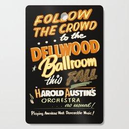 Dellwood Ballroom Cutting Board