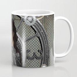 Steampunk, steampunk lady Coffee Mug