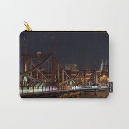Ulm Minster Church and Bridge Carry-All Pouch