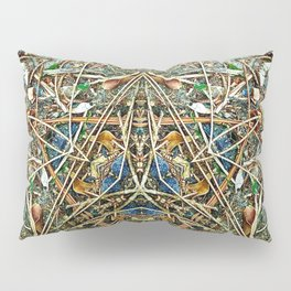 Hidden Beauty No:1 Pillow Sham