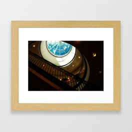 Toward the Outer Limits Framed Art Print