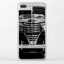 American Classic Car Clear iPhone Case